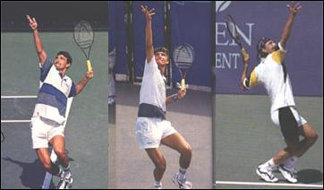 Connection Between Player Height And Serve Stance Talk Tennis